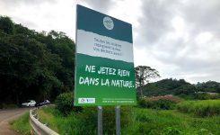 Une Campagne d'affichage, des panneaux signalétiques pour améliorer nos pratiques!
